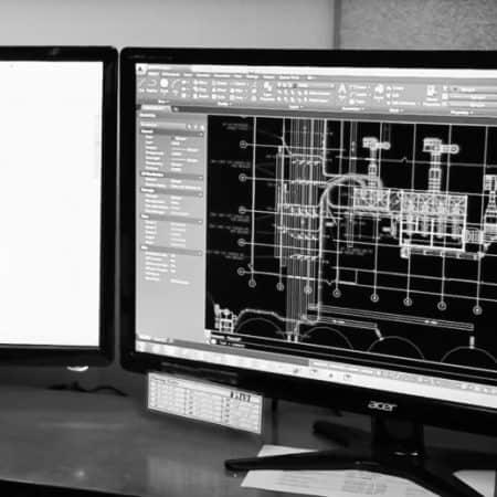 Industrial ventilation design model